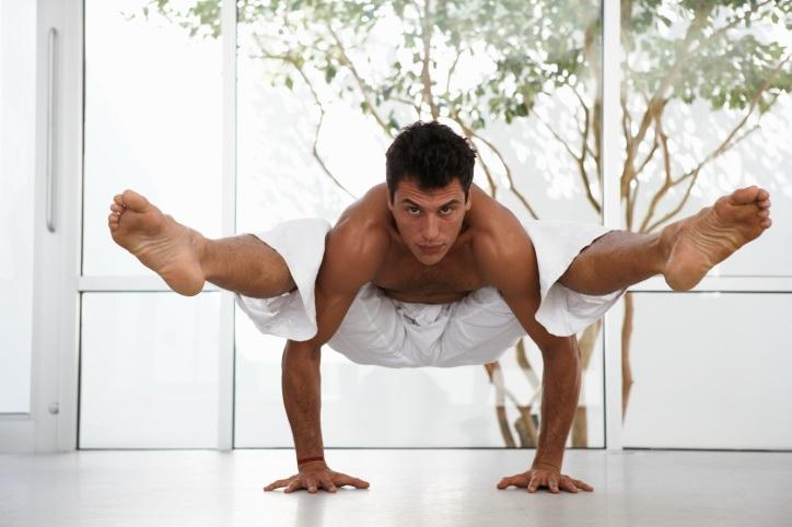 Упражнения йоги для увеличения сексуальной силы